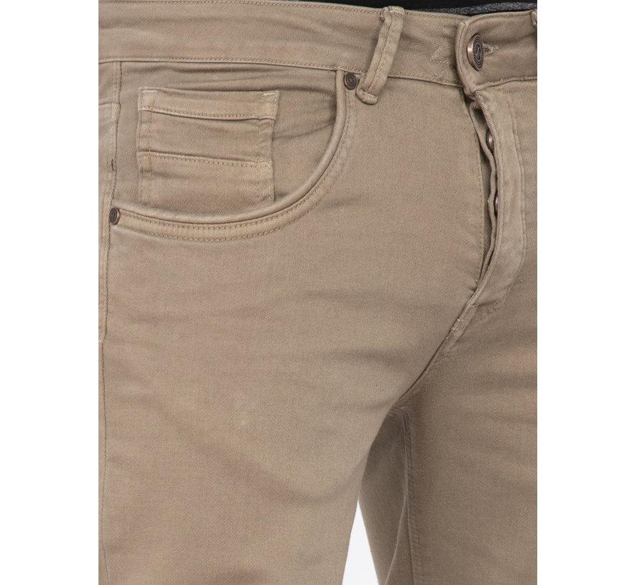 Jeans 72243 Dov Beige L32