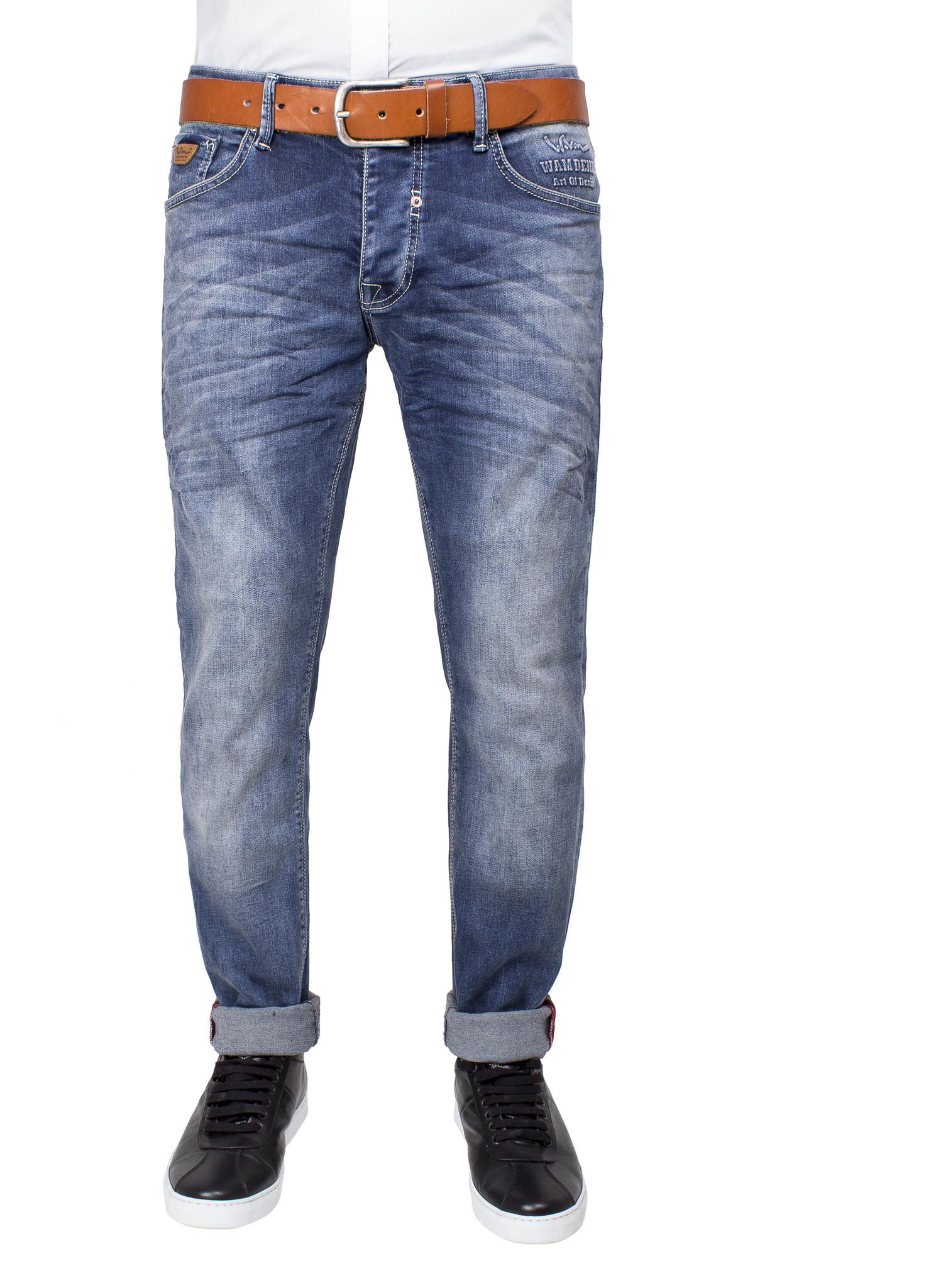 Wam Denim Jeans 72053 Blue