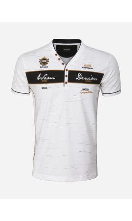 Wam Denim T-shirt Sarnen White