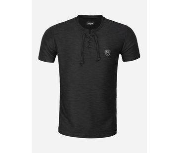 Wam Denim T-shirt 79495 Zurzach Black