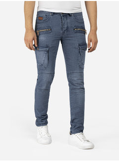 Wam Denim Jeans 72153 Shmerlin Light Navy L32