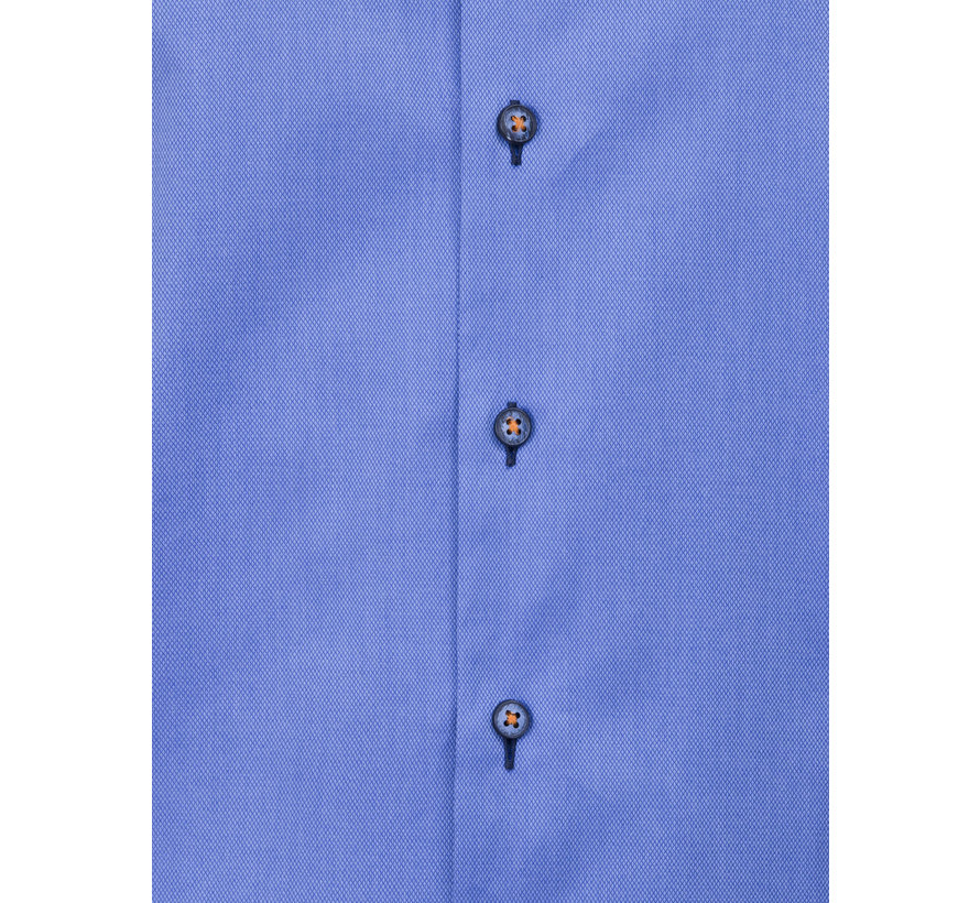 Overhemd Lange Mouw 75621 Marbella Dark Blue