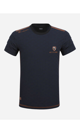 Wam Denim T-Shirt 79480 Lugano Navy