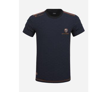 Wam Denim T-Shirt 79480 Lugano Navy