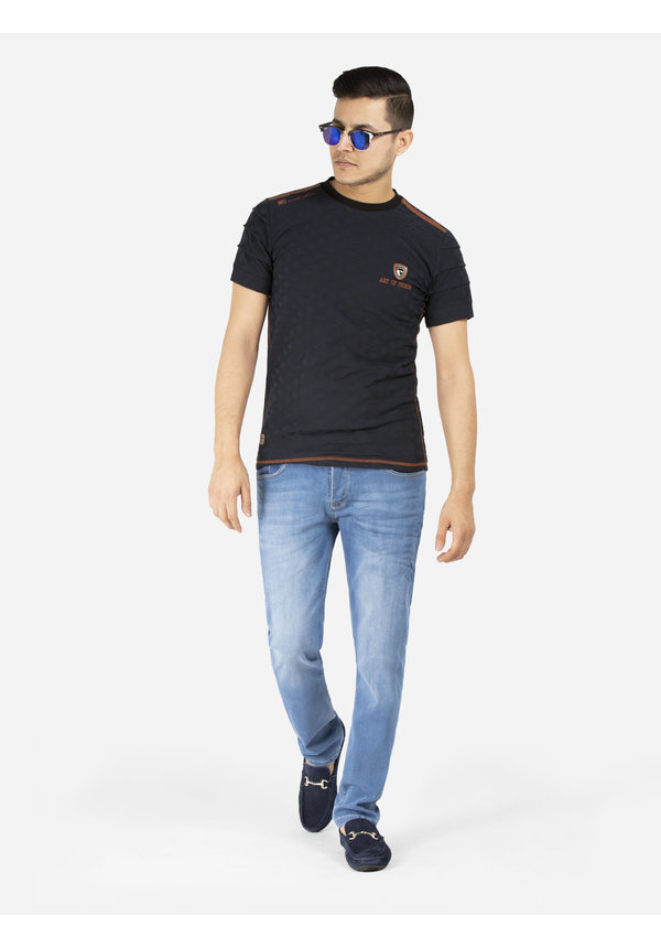 T-Shirt 79480 Lugano Navy