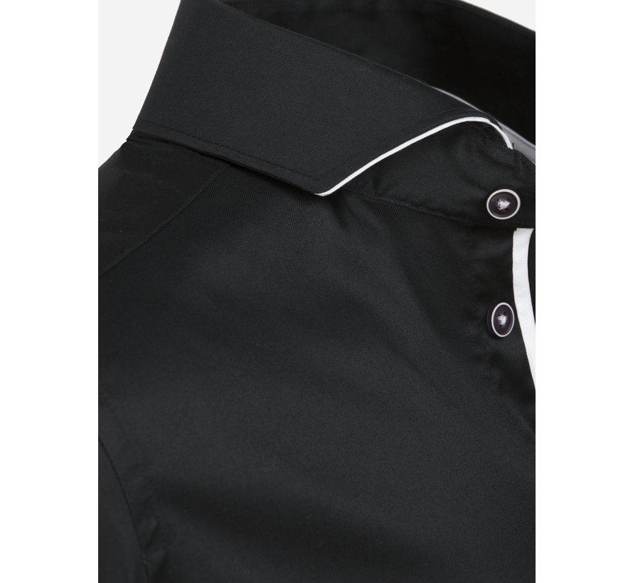 Overhemd Lange Mouw 75617 Cordoba Black