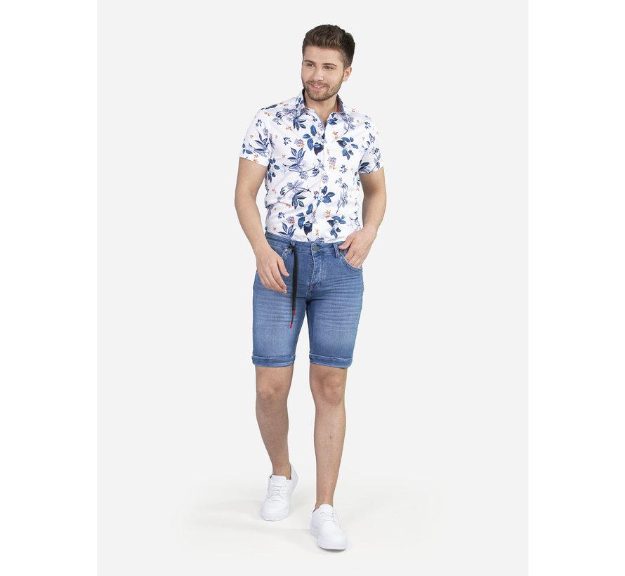 Shirt Short Sleeve  White