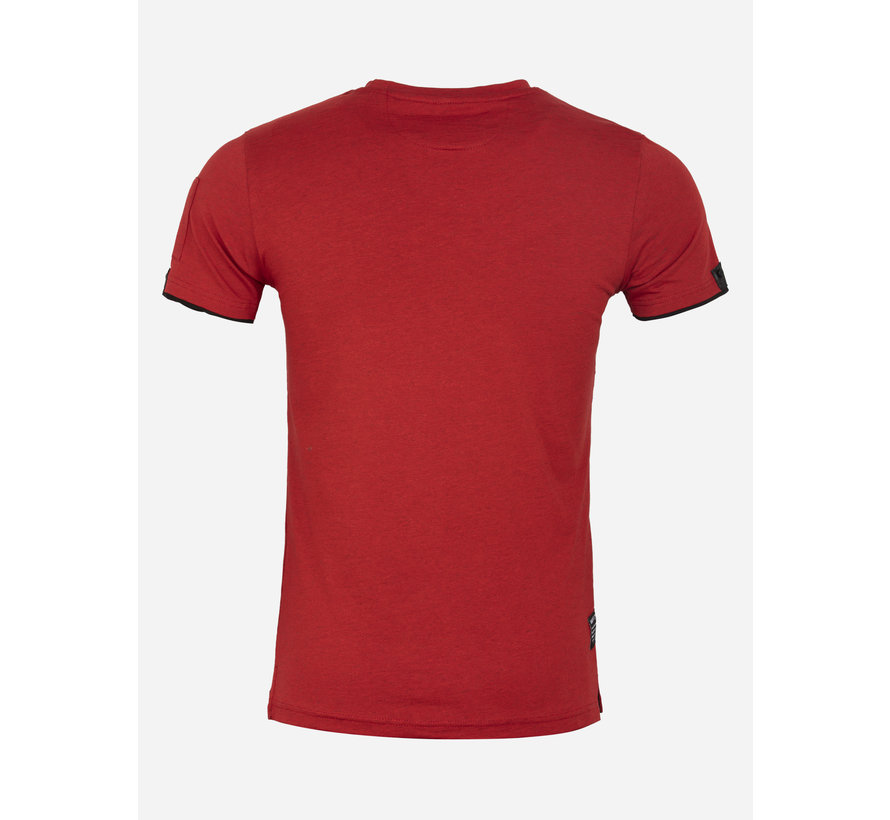 T-Shirt Le Locle Red