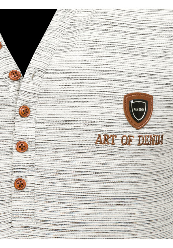 T-Shirt Regensberg Off White