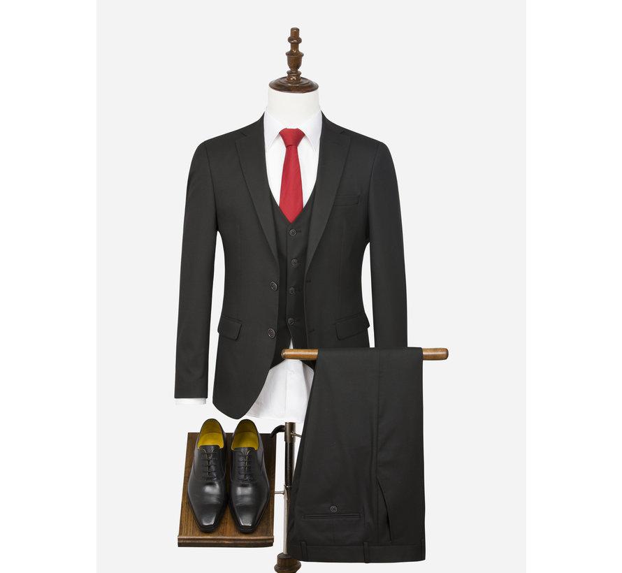Kostuum 70059 Ussel Black