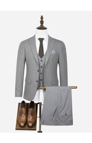 Wam Denim Suit 70059 Ussel Grey