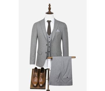 Wam Denim Kostuum 70059 Ussel Grey