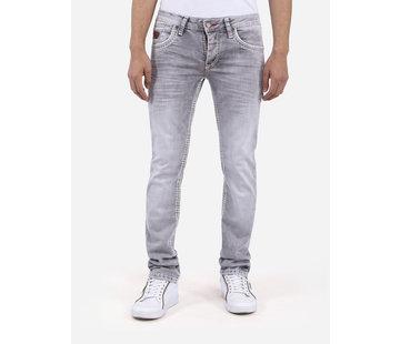 Wam Denim Jeans 72178 Dovidke Grey L30