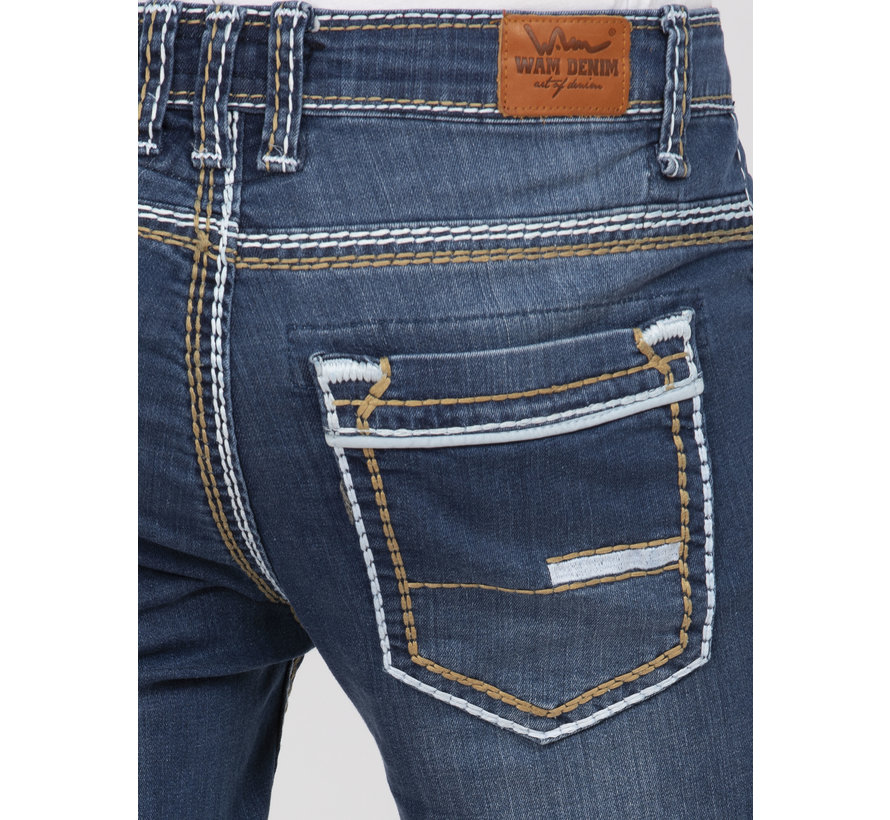 Jeans 72227 Boris Dark Blue L34
