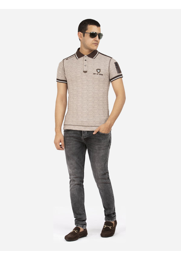 Polo 79473 Pully Beige