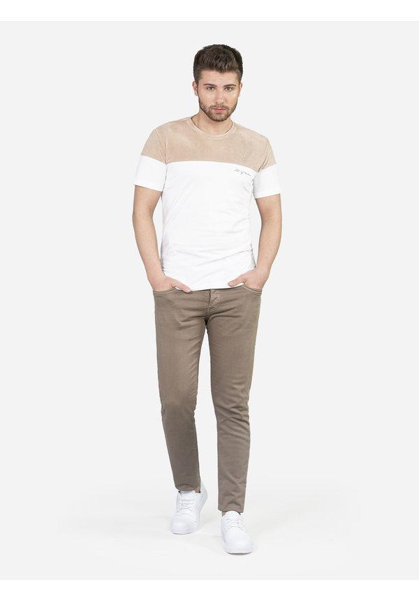 T-Shirt Santa Clarita Off White