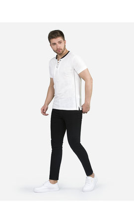 Wam Denim T-Shirt Rockford White