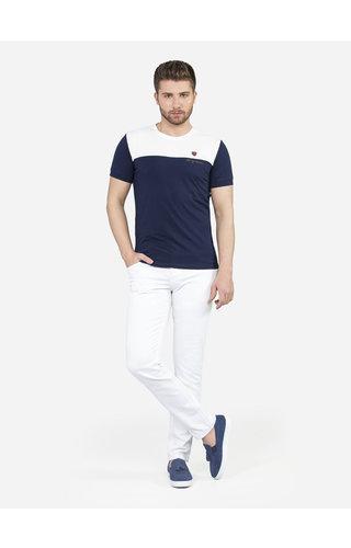 Wam Denim T-Shirt Valangin Navy