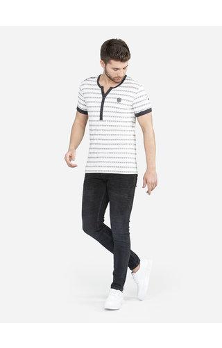 Wam Denim T-Shirt Saillon Off White