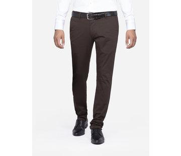 Wam Denim Pantalon 72187 Zissa Light Brown