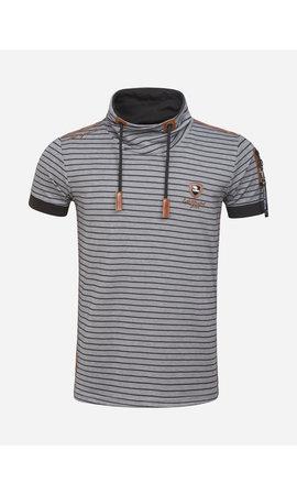Wam Denim T-Shirt Monthey Grey