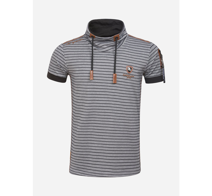 T-Shirt Monthey Grey