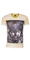 T-Shirt 89176 Yellow
