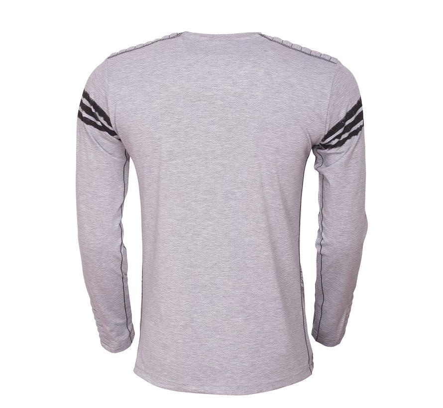 Sweater 89223 Grey