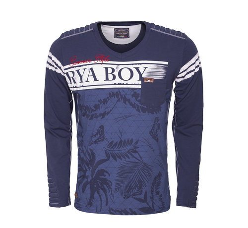 Arya Boy Sweater 89223 Light Navy