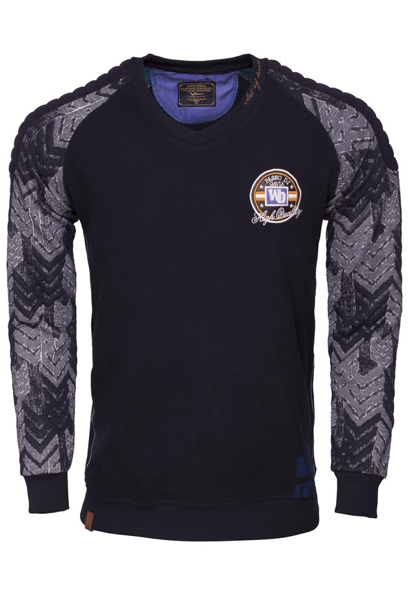 Sweater 76123 Navy