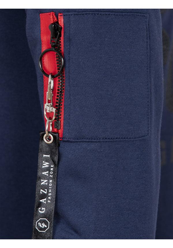 Sweater 66026 Everett Navy