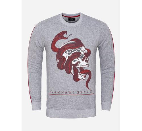 Gaznawi Sweater 66029 Concord Grey