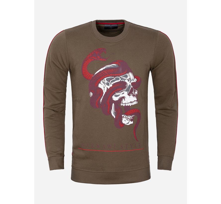 Sweater 66029 Concord Khaki