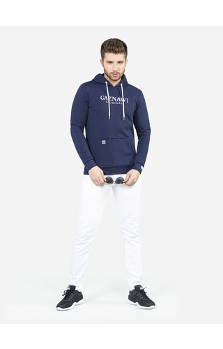 Wam Denim Sweater Philadelphia Navy