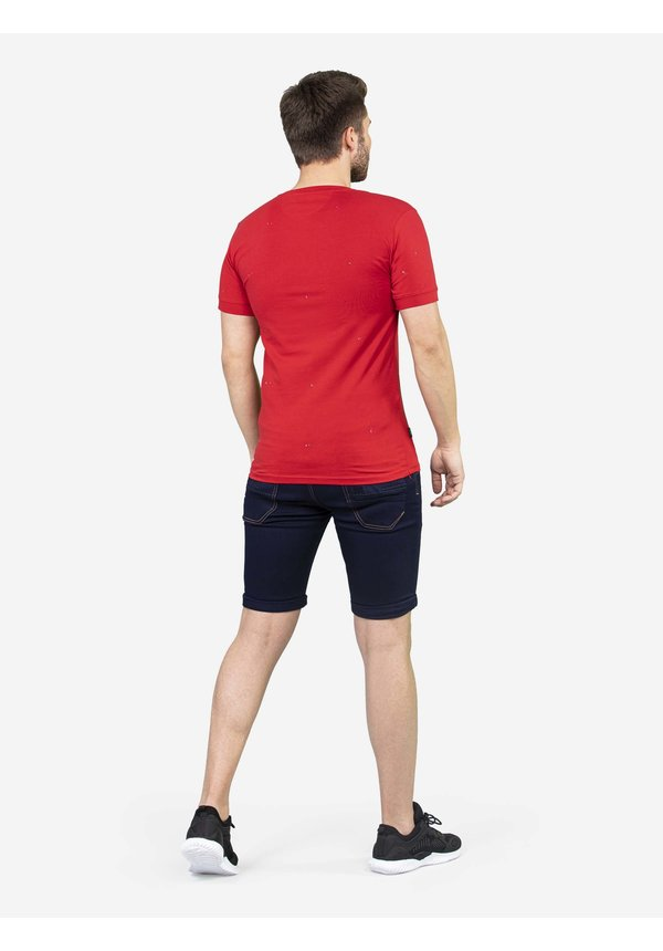 T-Shirt Boudry  Red
