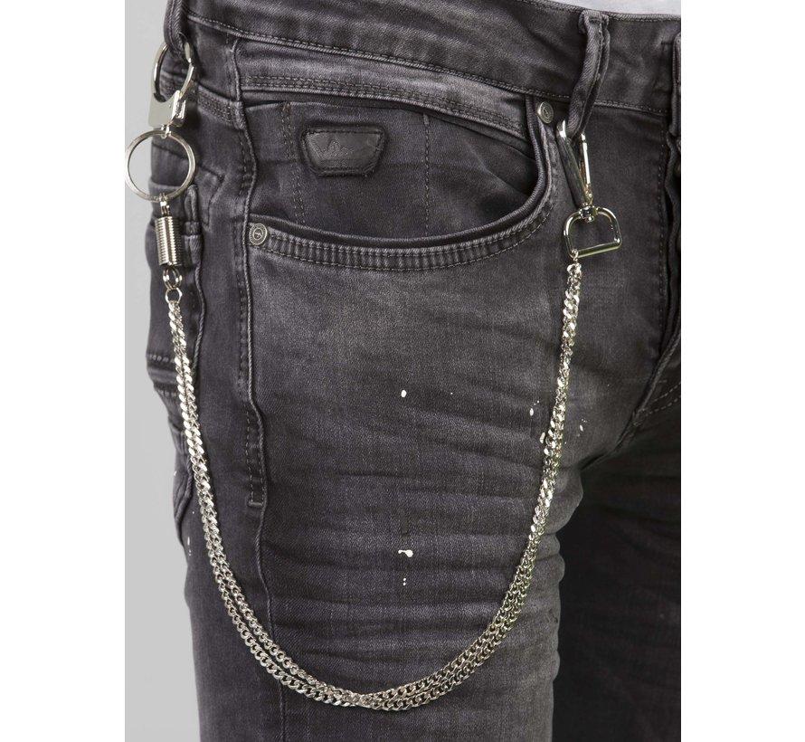Jeans 72261 Valerio Black