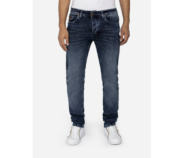 Wam Denim Jeans 72160 Monash Navy L34