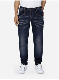 Wam Denim Jeans 72162 Dark Navy L34