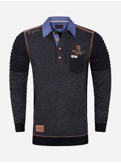 Wam Denim Sweater 76201 Black