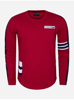 Wam Denim Sweater 66045 Red