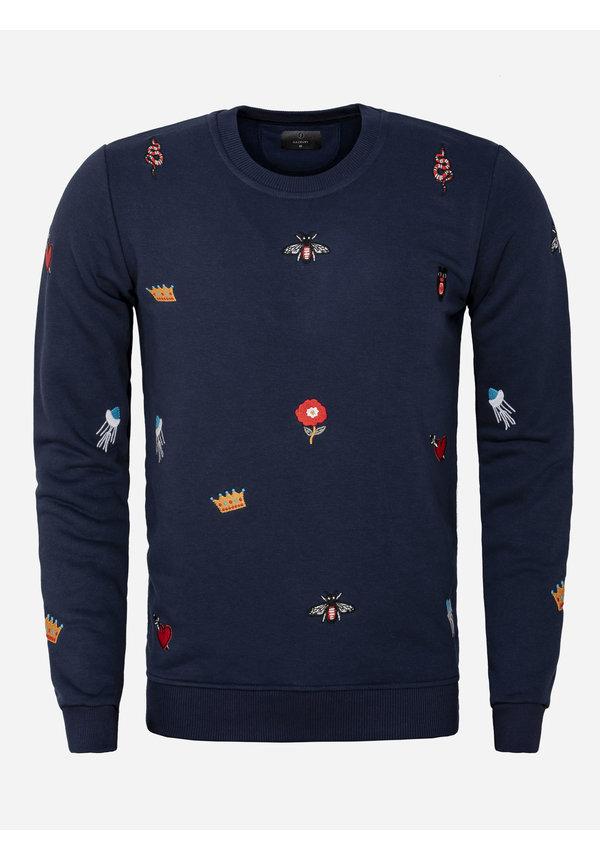 Sweater 66046 Saint Paul Navy