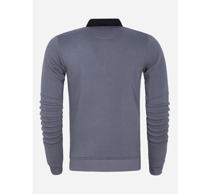 Sweater 76202 Steel Grey