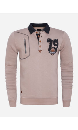 Wam Denim Sweater 76202 Camel