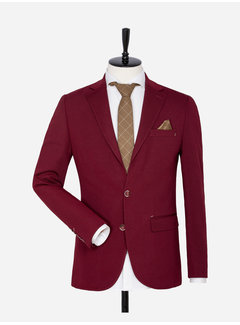 Wam Denim Jacket 74082 Molfetta Dark Red