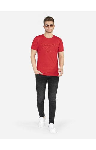 Wam Denim T-Shirt 69116 Red