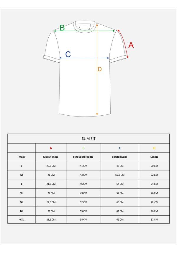 T-Shirt 89300 Khaki