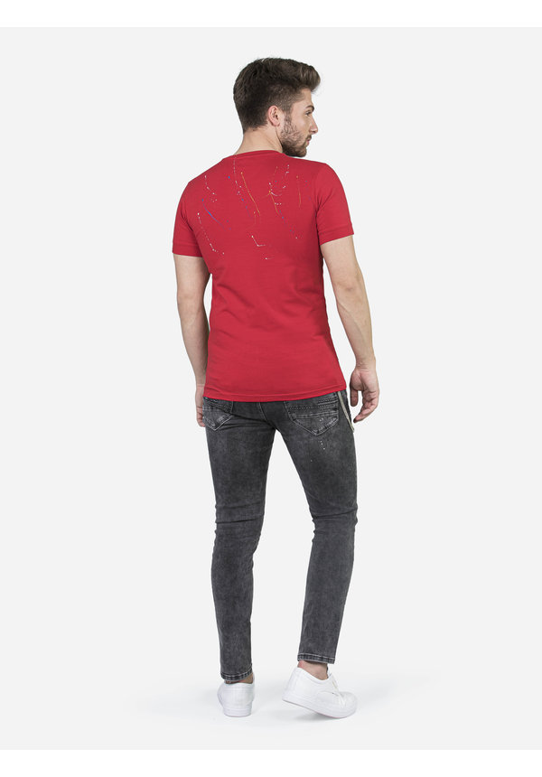 T-Shirt 89300 Red