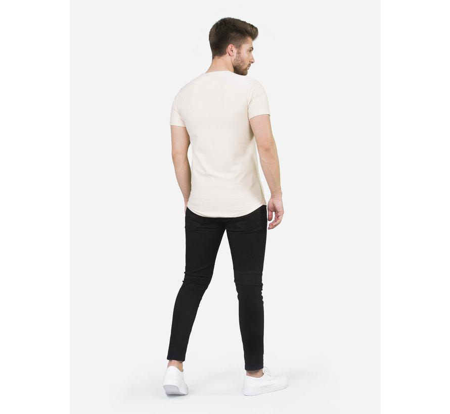 T-Shirt 89298 Beige