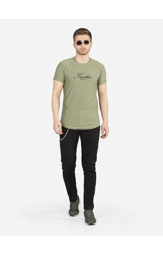 Wam Denim T-Shirt 89298 Khaki