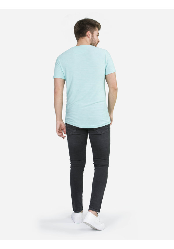 T-Shirt 89298 Menthol